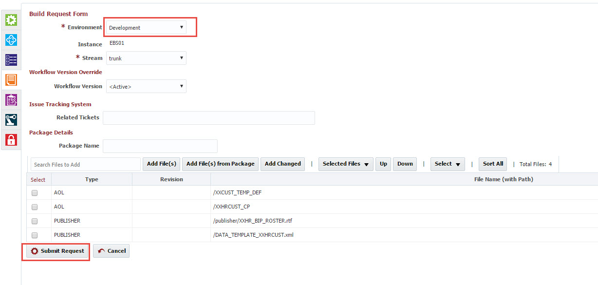 Automating Oracle E-Business Suite Application Object Library (AOL