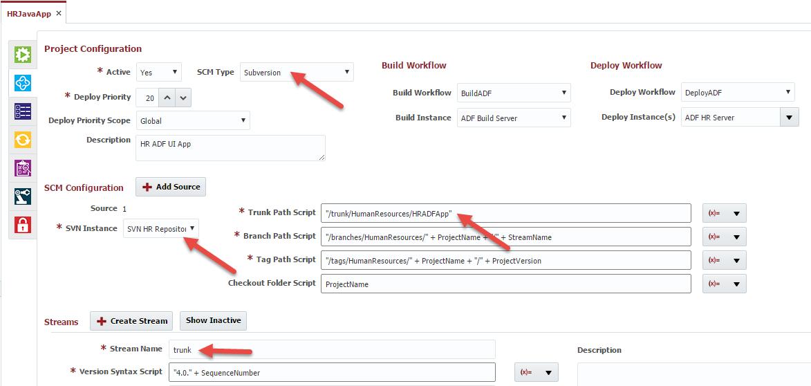 Continuous Integration using FlexDeploy - Flexagon