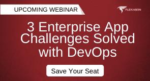 Upcoming Webinar: 3 Enterprise App Challenges Solved with DevOps