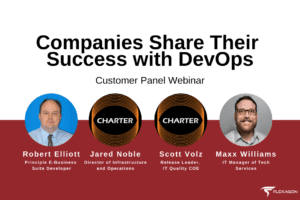 Customer Panel Webinar: Companies Share Their Success with DevOps