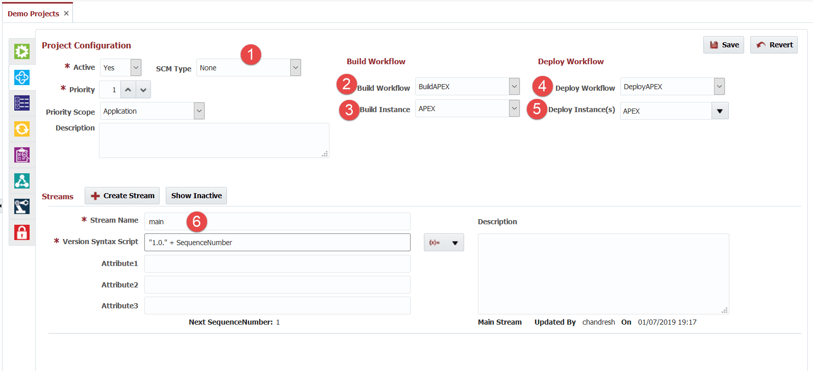 FlexDeploy is a DevOps platform with support for Oracle APEX out of box.