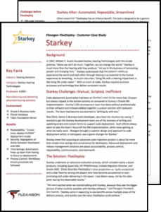 Case Study: Starkey Hearing Technologies