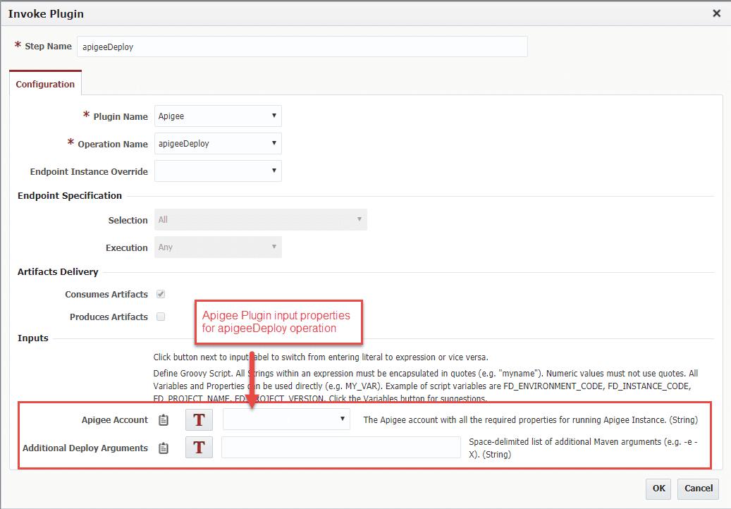 Apigee API Proxy Deployment Made Easy Using FlexDeploy