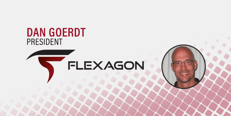 Dan Goerdt - President of Flexagon