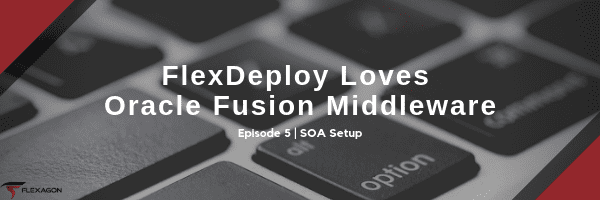 blog series on FlexDeploy and Oracle Fusion Middleware