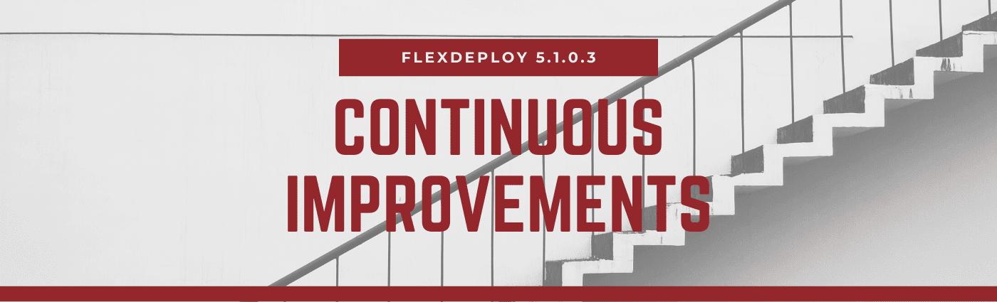FlexDeploy 5.1.0.3
