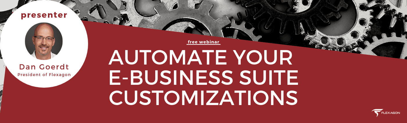 automate your E-Business Suite customizations webinar