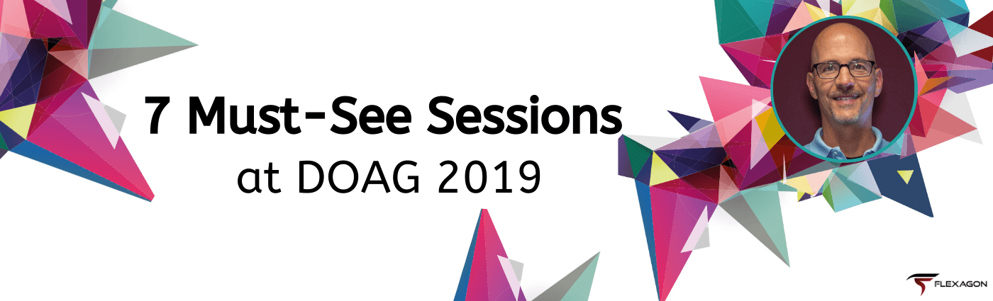 7 Must-See Sessions at DOAG 2018