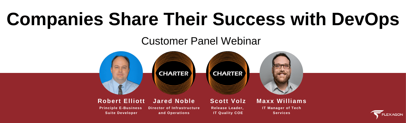 Case Study webinar: Companies Share Their Success with DevOps