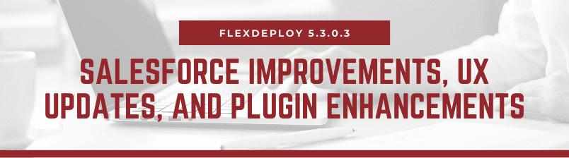 FlexDeploy 5.3.0.3