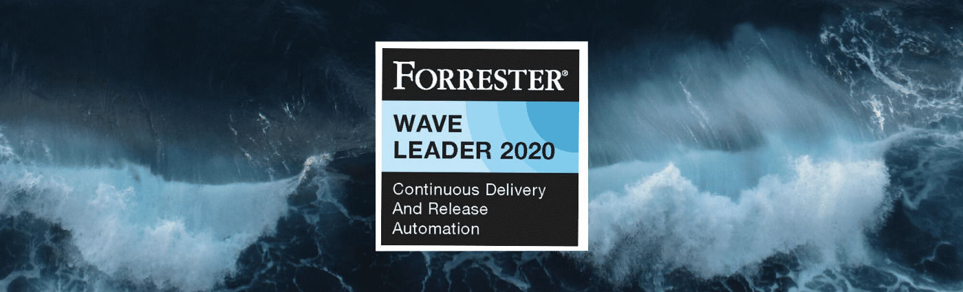 Forrester Wave Leader 2020 Badge