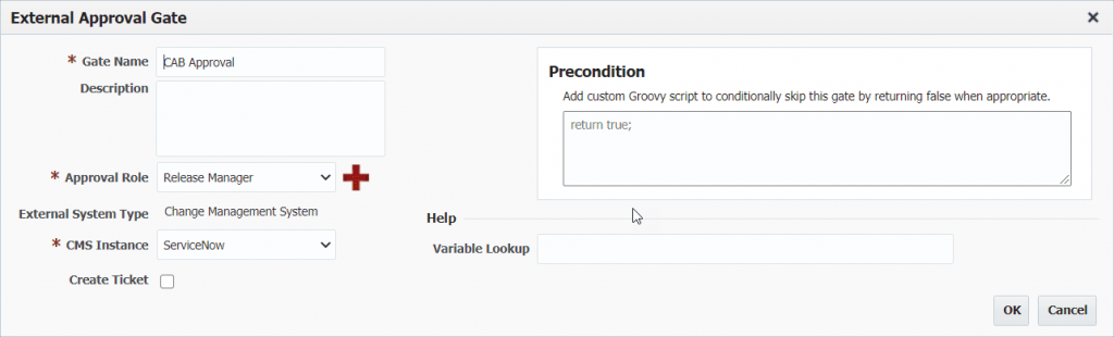 The CAB Approval Gate in FlexDeploy