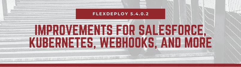 FlexDeploy 5.4.0.2