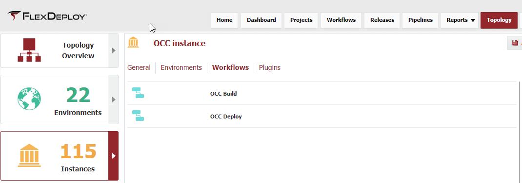 Oracle CX Commerce Instance setup