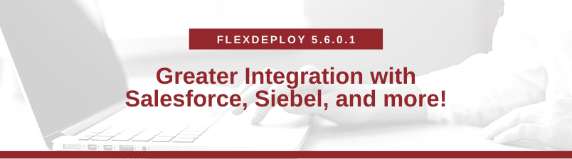 FlexDeploy 5.6.0.1